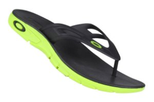Chinelo Oakley Rest 2.0 - Verde