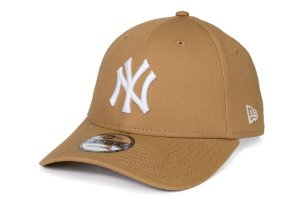 Boné New Era Aba Curva 940 Yankees Logo - Snapback