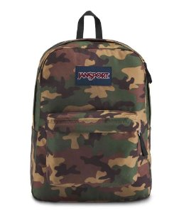 Mochila Jansport Superbreak Camo