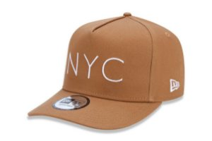 7b254599a908a Boné New Era 940 Aba Curva NYC - Snapback