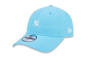Boné New Era 920 Aba Curva Minilogo Yankees - Strapback