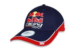 Boné New Era 940 Aba Curva Red Bull - Snapback bd2098758e4