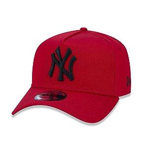 Boné New Era 940 Aba Curva Yankees - Snapback