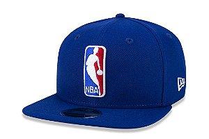 Boné New Era 950 Aba Reta NBA Logo - Snapback