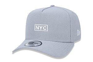 Boné New Era 940 Aba Curva NYC - Snapback feee248198f