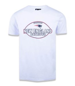 Camiseta New Era New England Patriots