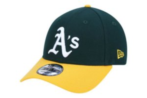 Boné New Era 940 Aba Curva Athletics - Snapback