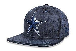 Boné New Era 950 Aba Reta Dallas Cowboys - Strapback