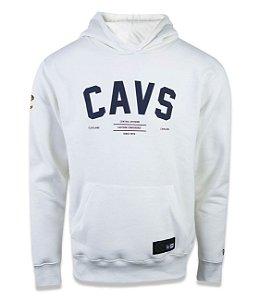 Moletom New Era Canguru Cleveland Cavaliers