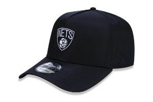 Boné New Era 940 Aba Curva Brooklyn Nets - Strapback