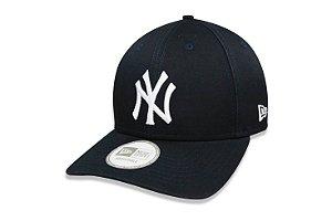 Boné New Era 940 Aba Curva New York Yankees - Ajustável