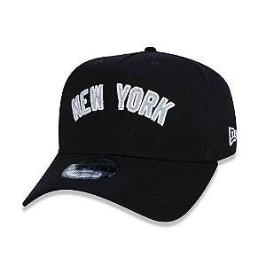 Boné New Era 940 Aba Curva New York - Snapback