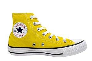 Tênis Converse Chuck Taylor All Star Hi - Amarelo