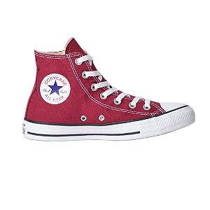 Tênis Converse Chuck Taylor All Star Hi - Bordo