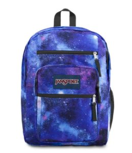 Mochila Jansport Big Student Galaxy