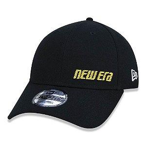 Boné New Era 920 Logo aba curva - Strapback