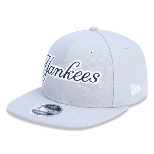 Boné New Era 950 aba reta New York Yankees - Snapback