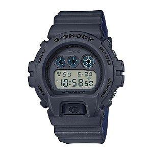 Relógio Casio G-Shock DW-6900LU Preto