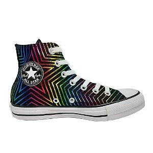 Tênis Converse Chuck Taylor All Star Hi - Colorido