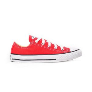 Tênis Converse Chuck Taylor All Star Kids Infantil - Vermelho