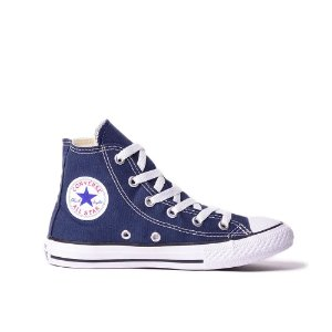 Tênis Converse Chuck Taylor All Star Kids Infantil Hi - Azul