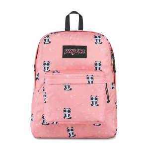 Mochila Jansport Black Label Superbreak - Panda