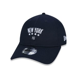 Boné New Era  920 New York Yankees Star Logo - Marinho
