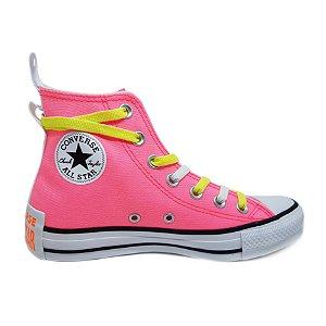 Tênis Converse Chuck Taylor All Star Hi - Carnaval