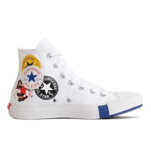 Tênis Converse Chuck Taylor All Star Hi Logo Play - Branco