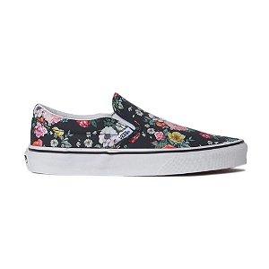 Tênis Vans Classic Slip-on - Floral
