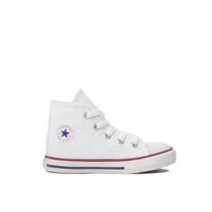 Tênis Converse Chuck Taylor All Star Hi Branco - Kids