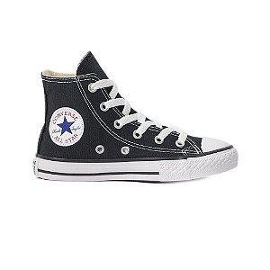 Tênis Converse Chuck Taylor All Star Infantil Hi - Preto