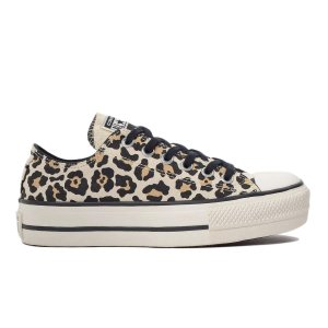 Tênis Converse Chuck Taylor All Star Plataforma - Animal Print