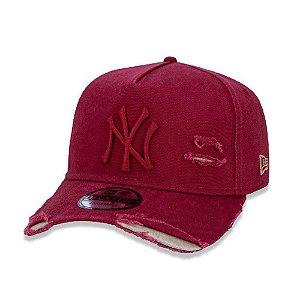 Boné New Era 940 Destroyed New York Yankees - Strapback