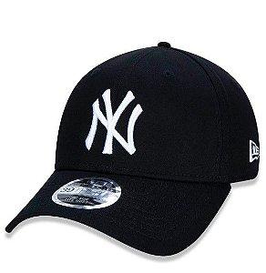 Boné New Era 39Thirty Aba Curva MLB New York Yankees - MLB - Fechado