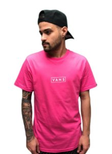 Camiseta Vans Easy Box