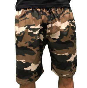 Bermuda Oakley Trunk - Camuflada