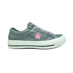 Tênis Converse One Star - Cinza