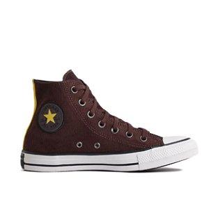 Tênis Converse Chuck Taylor All Star Hi - Marrom