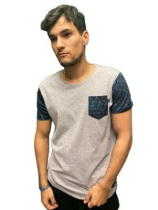 Camiseta Oakley Especial Flower Gear Masculina