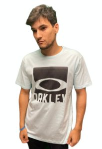 Camiseta Oakley Cut Mark Masculina