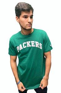Camiseta New Era Green Bay Packers Masculina