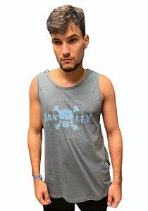 Camiseta Oakley Big Skull Tank Masculina