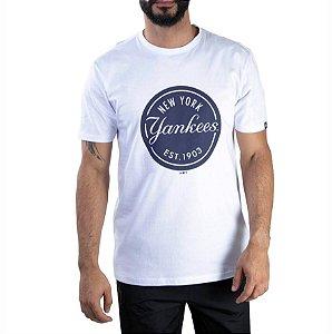 Camiseta New Era Yankees MLB Masculina