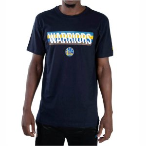 Camiseta NBA New Era Golden State Warriors Color Stripe Division