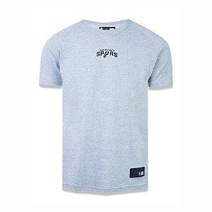 Camiseta New Era San Antonio Spurs Masculina