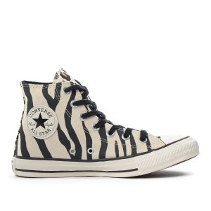 Tênis Converse Chuck Taylor All Star Hi - Animal Print/Zebra