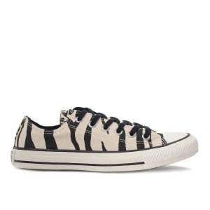 Tênis Converse Chuck Taylor All Star - Animal Print/Zebra