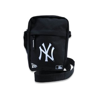Bolsa Shoulder Bag New York Yankees - Preto