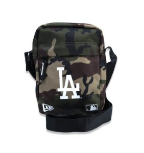 Bolsa Shoulder Bag Los Angeles Dodgers - Camuflada